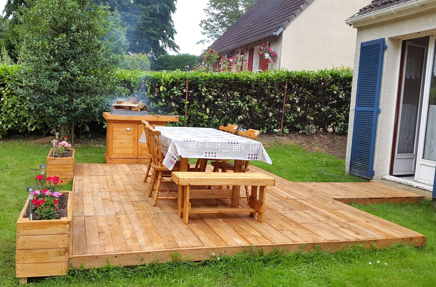 Diy Decking Ideas For Before Next Spring Season