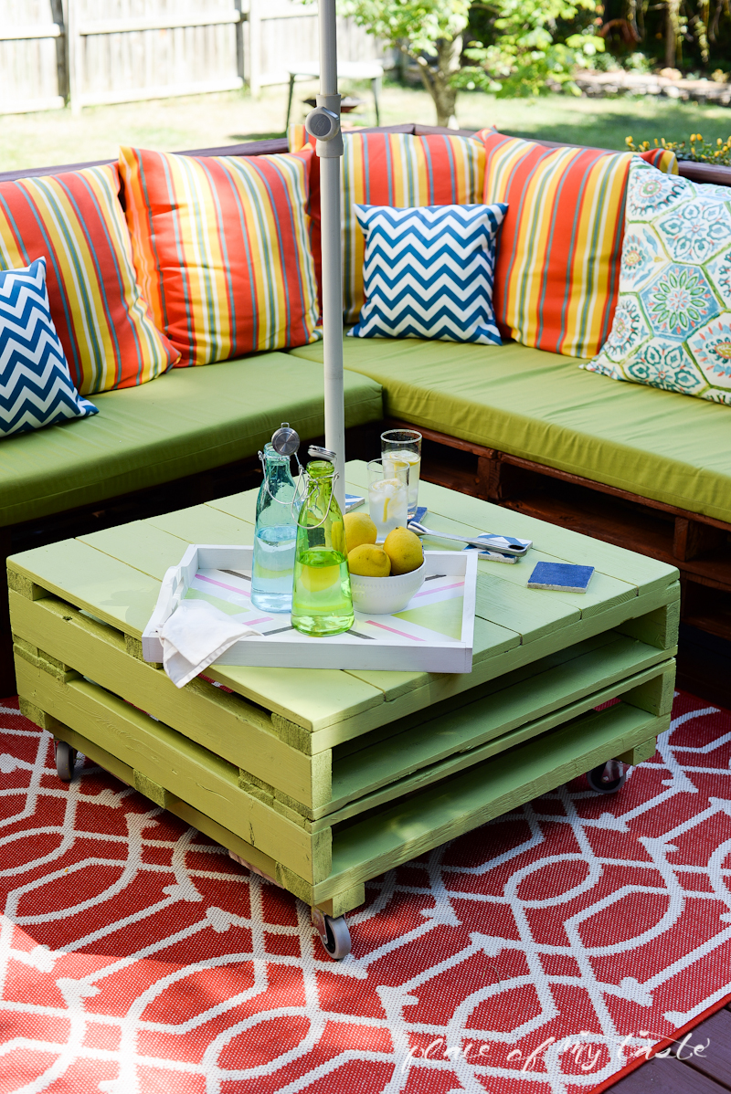 Garden Furniture Crates garden bench diy ideas - creditrestore
