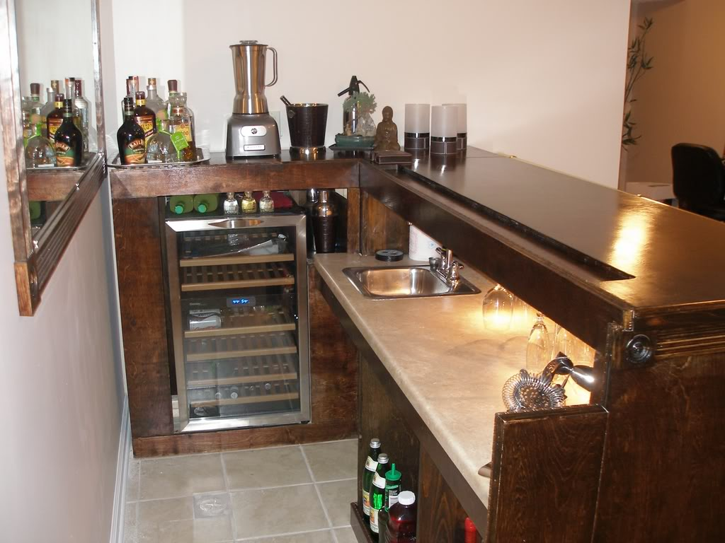 Attrayant Coolest Diy Home Bar Ideas. «