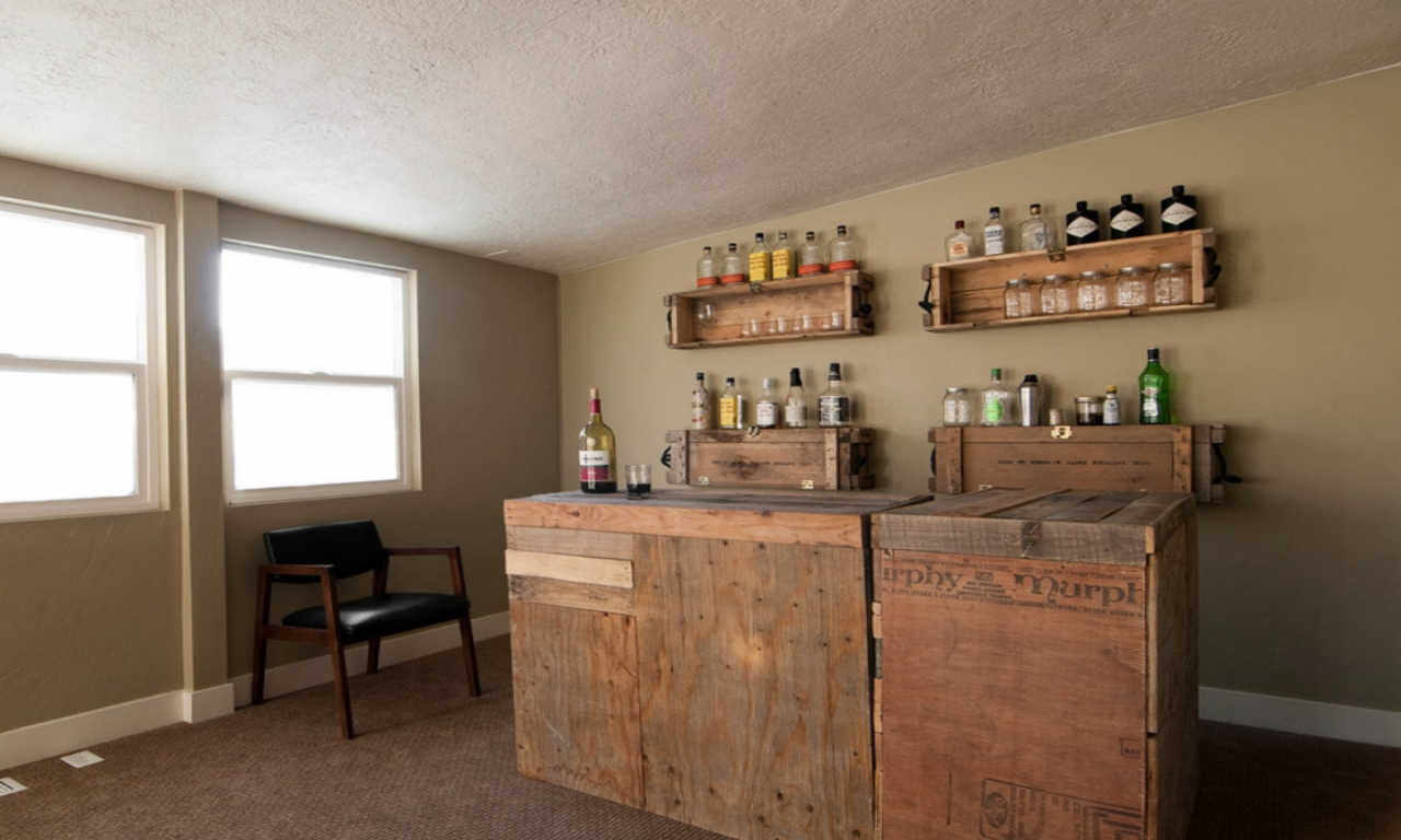 Coolest Diy Home Bar Ideas Elly 39 S DIY Blog