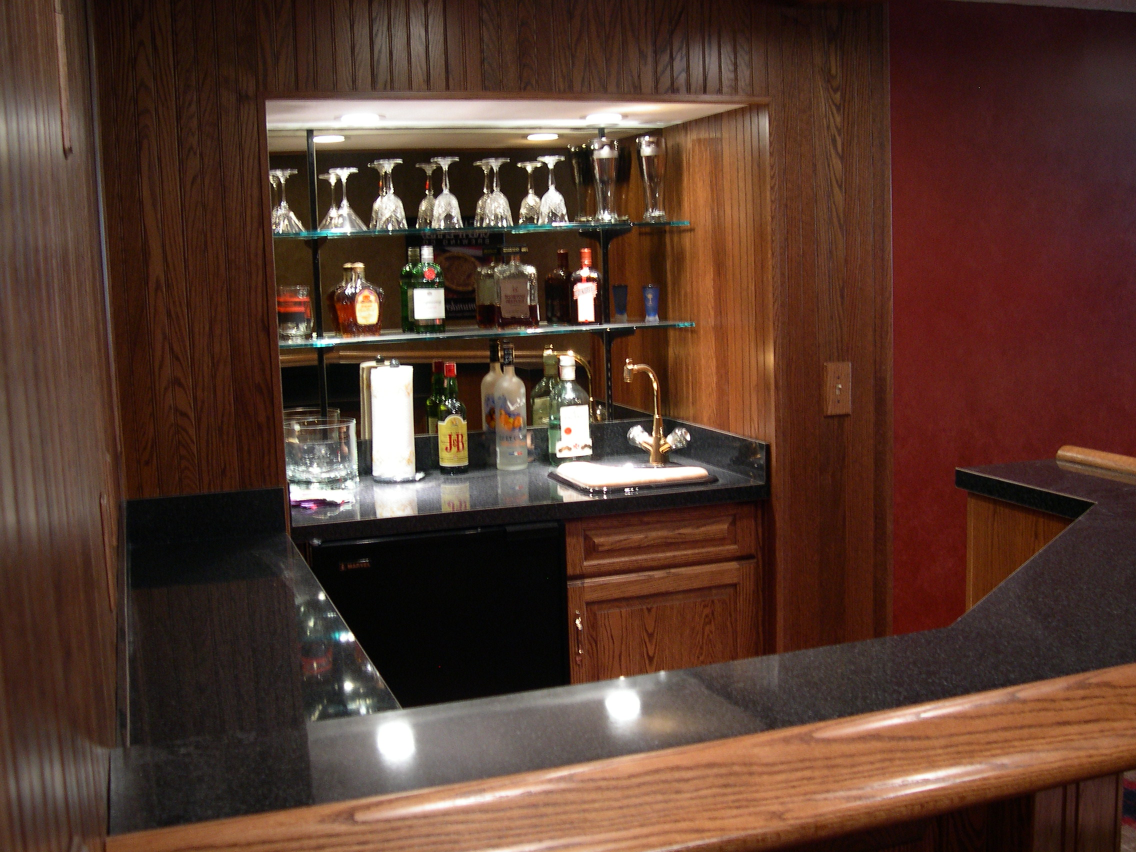 Coolest Diy Home Bar Ideas - Elly\'s DIY Blog