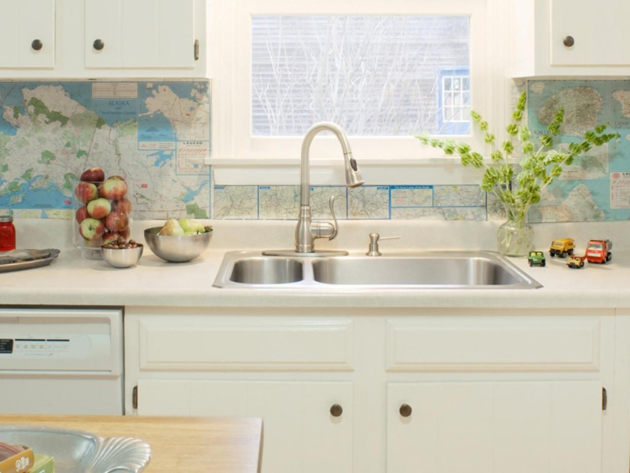 - 10 Different Ways For Diy Kitchen Backsplash - Elly's DIY Blog