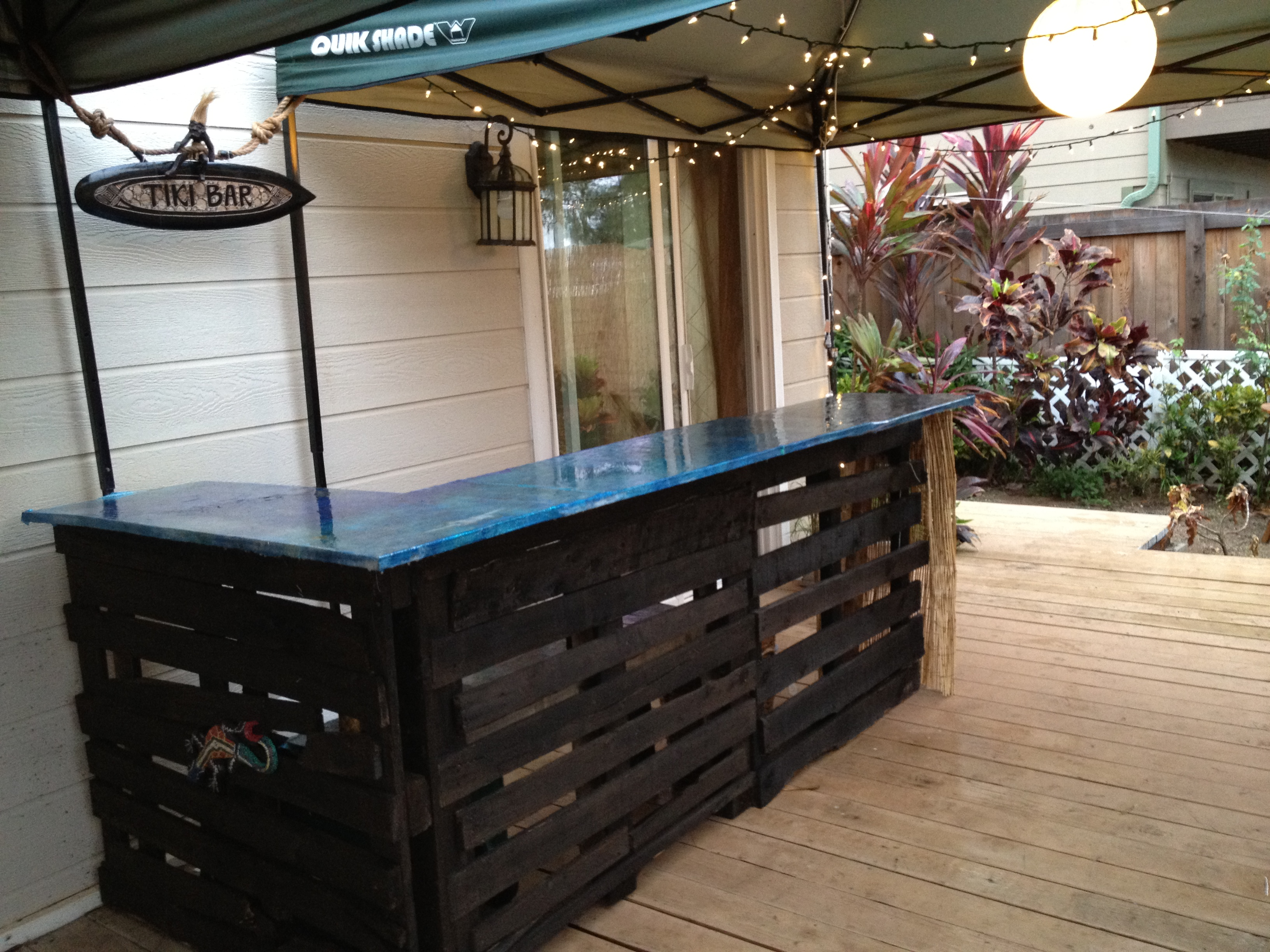 diy pallet patio bar. Diy Pallet Bar Ideas And Projects. « Patio U