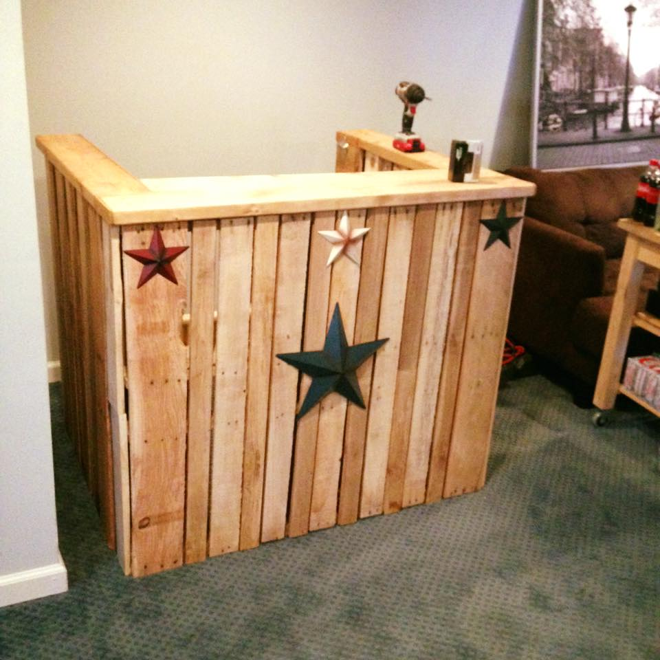 diy wood bar. Diy Pallet Bar Ideas And Projects  Elly S DIY Blog