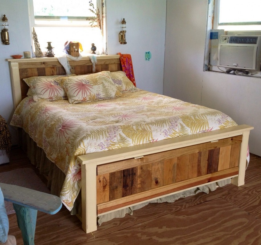 Top Diy Pallet Bed Projects